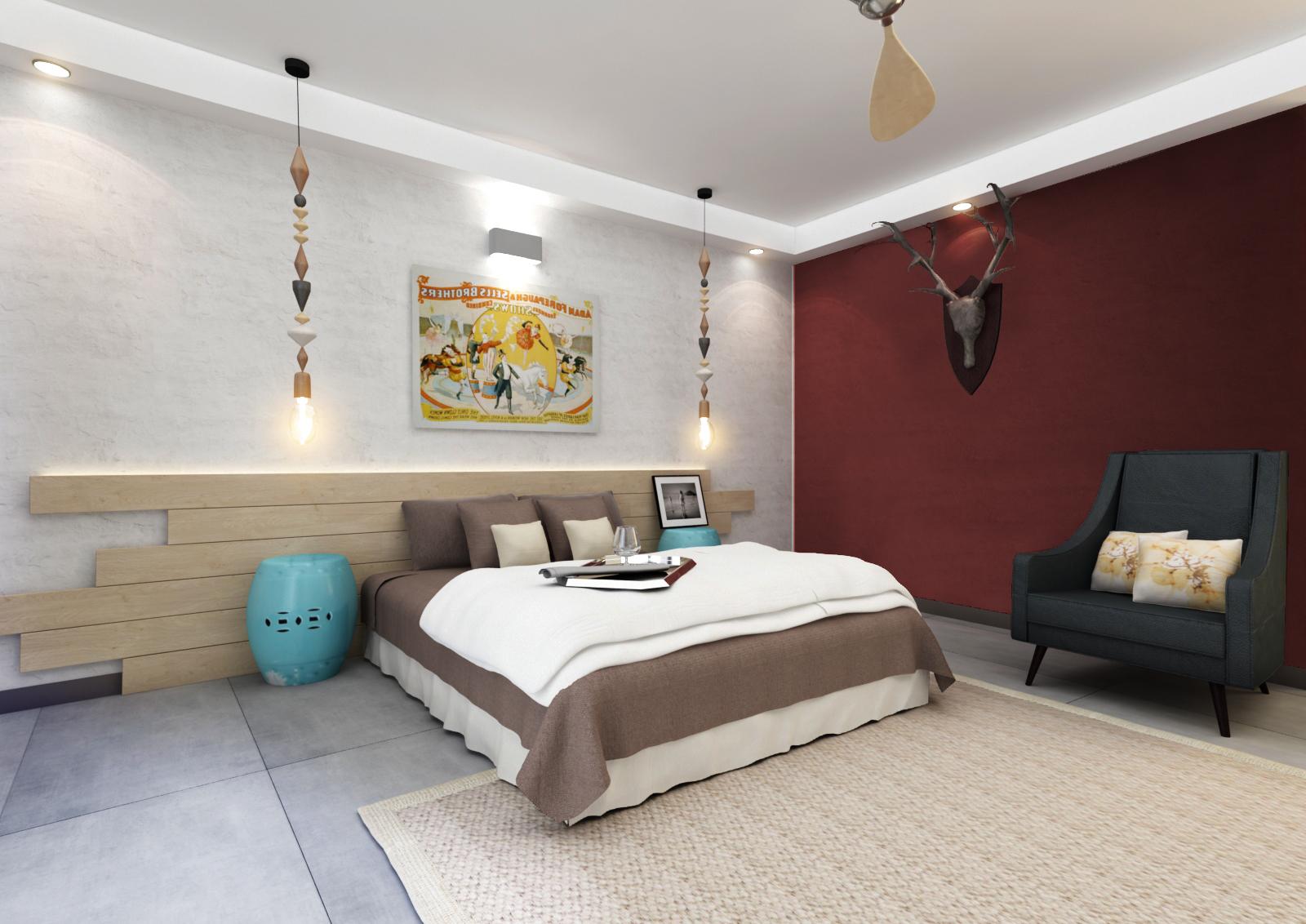 La Chevrerie - Guestroom