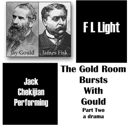 The Gold Room Bursts With Gould