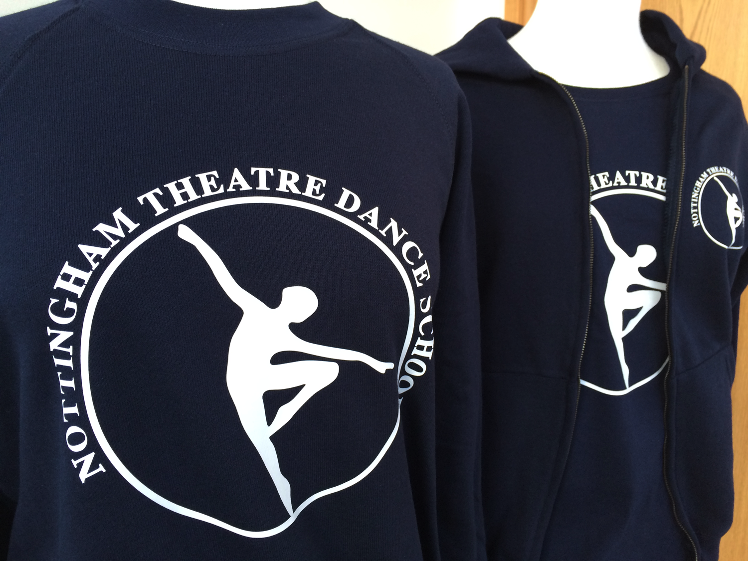 Printed Sweatshirts, T-shirts and Hoodies