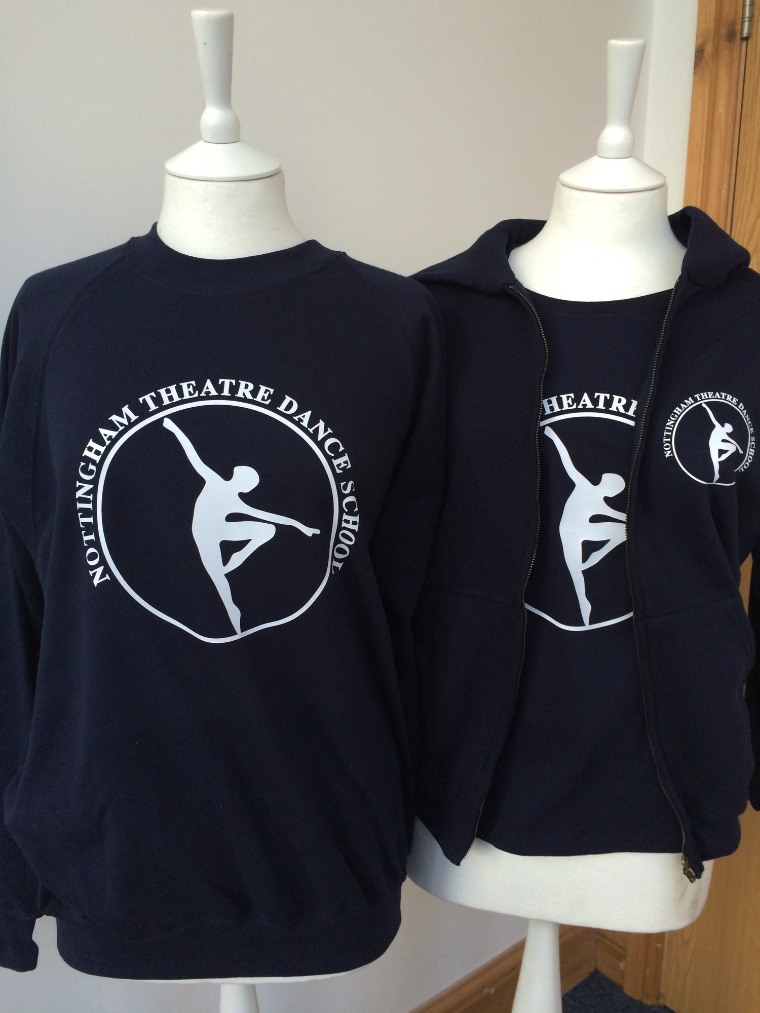 Printed Uniform for Nottingham Theatre Dance School