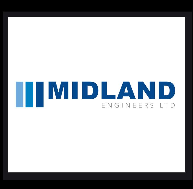 Logo Design for Midland Engineers Ltd