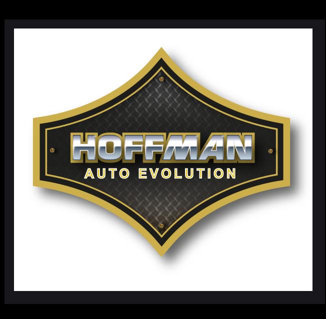 Logo Design for Hoffman Auto Evolution