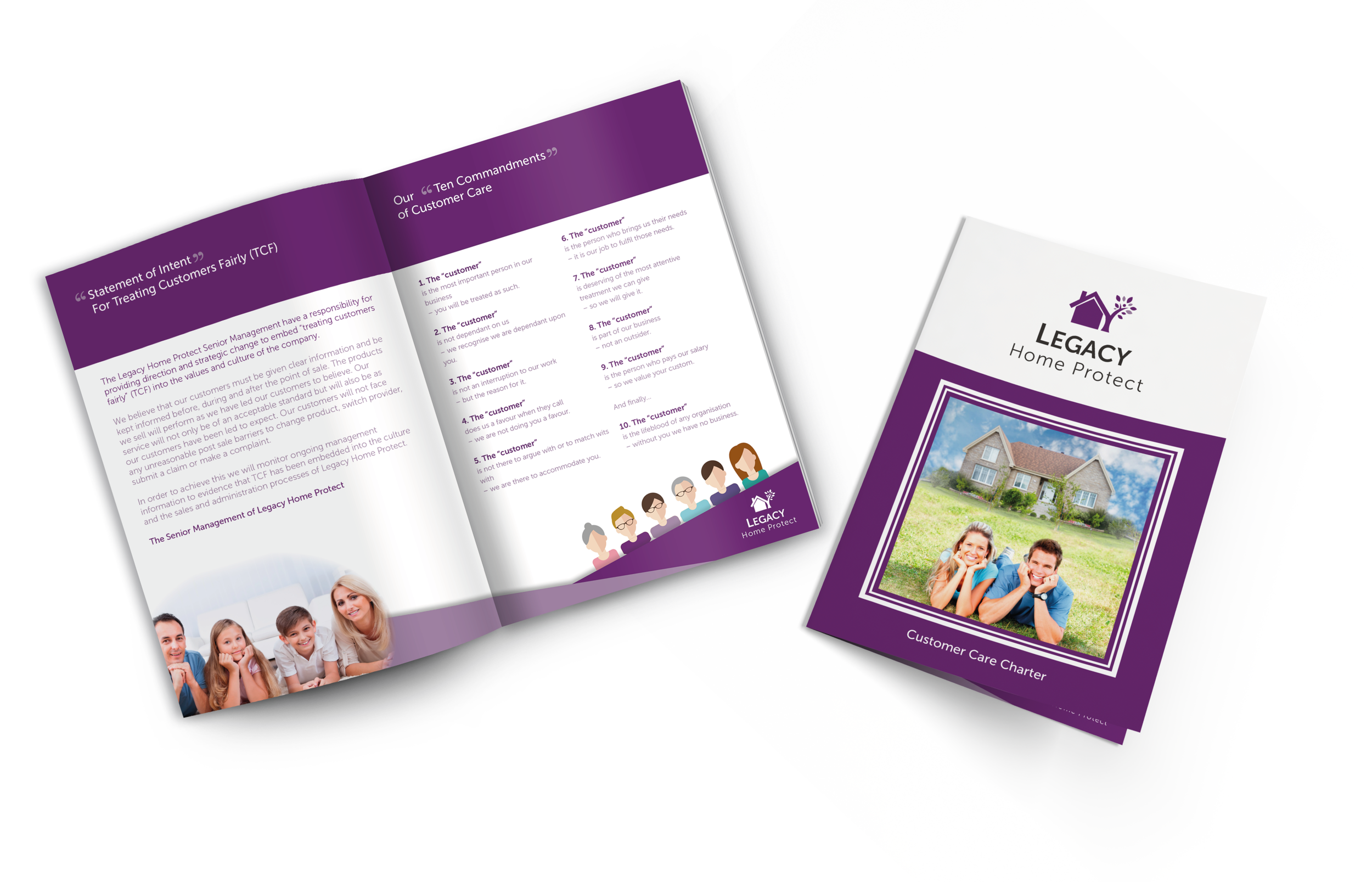 A5 Brochure Design and Print Ltd