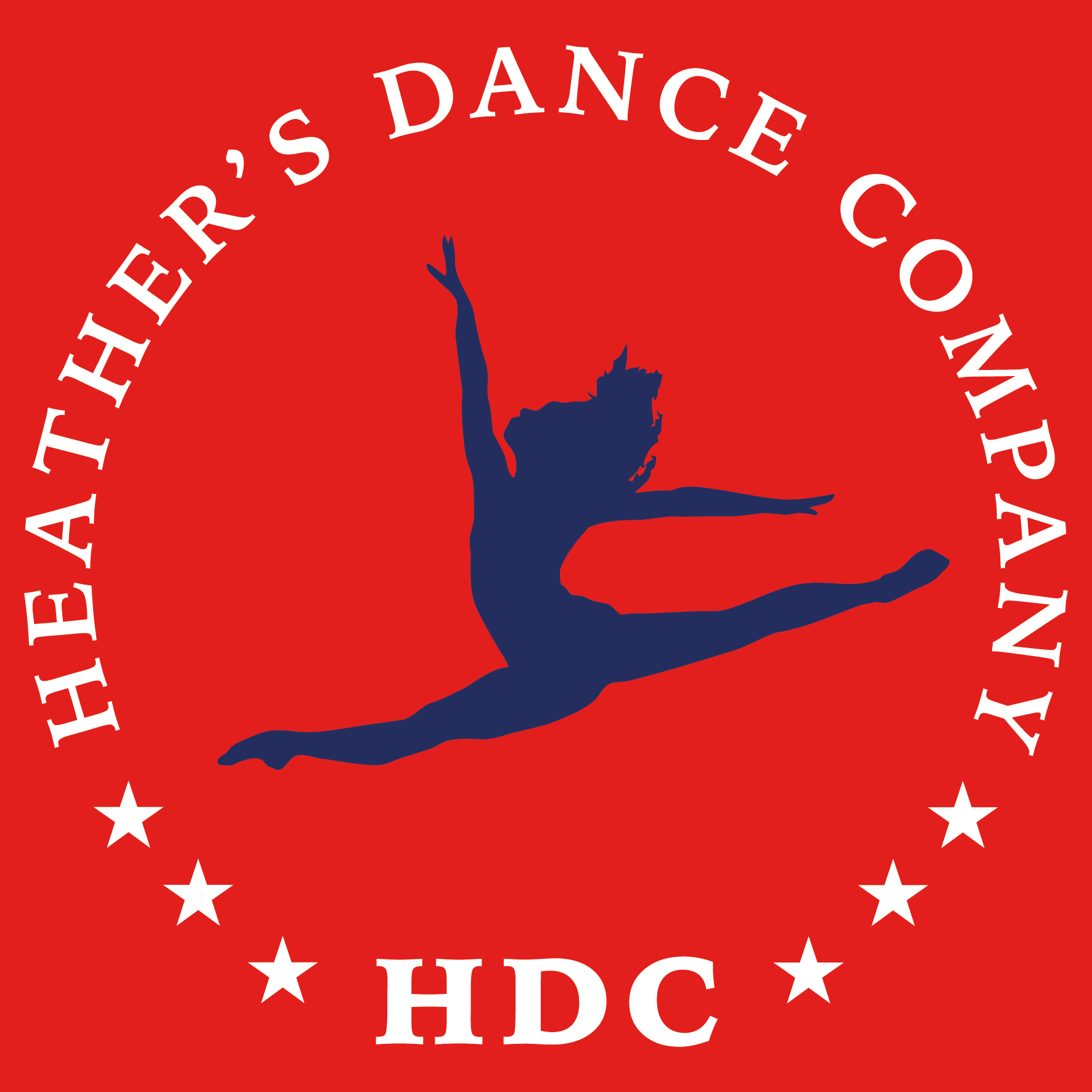 Heathers Dance company LOGO for use on red-01.png