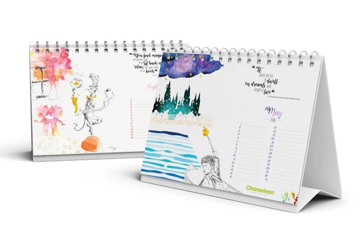 Personalised Calendars are a great giveaway or promotional gift to give to your Customers or to help boost your brand. We offer short and long runs for Calendars and they can be created at any size and as Desktop Calendars or Wall Hanging Calendars. You never know who might see your calendar with your brand on ...