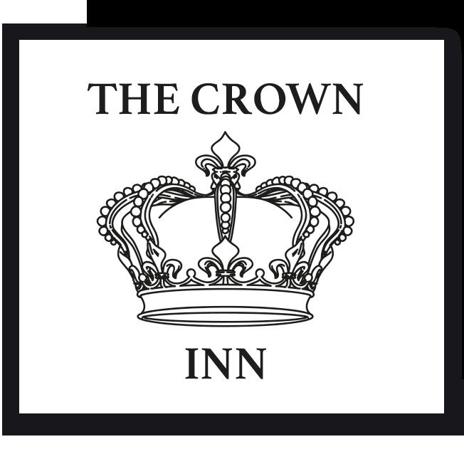 The Crown Inn Pub Logo Design