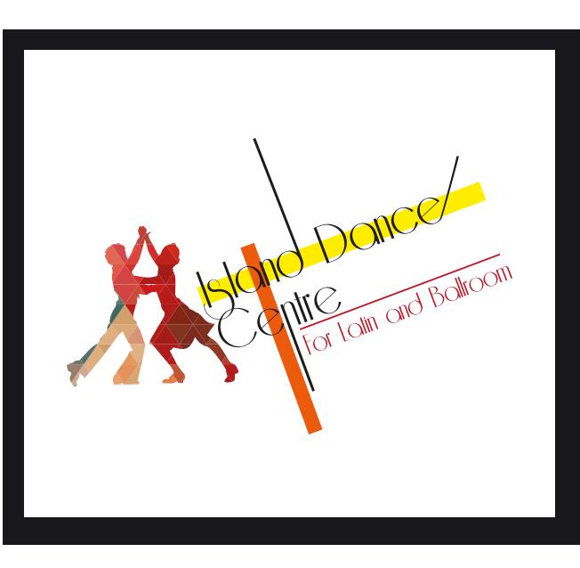 Island Dance Centre Logo Design
