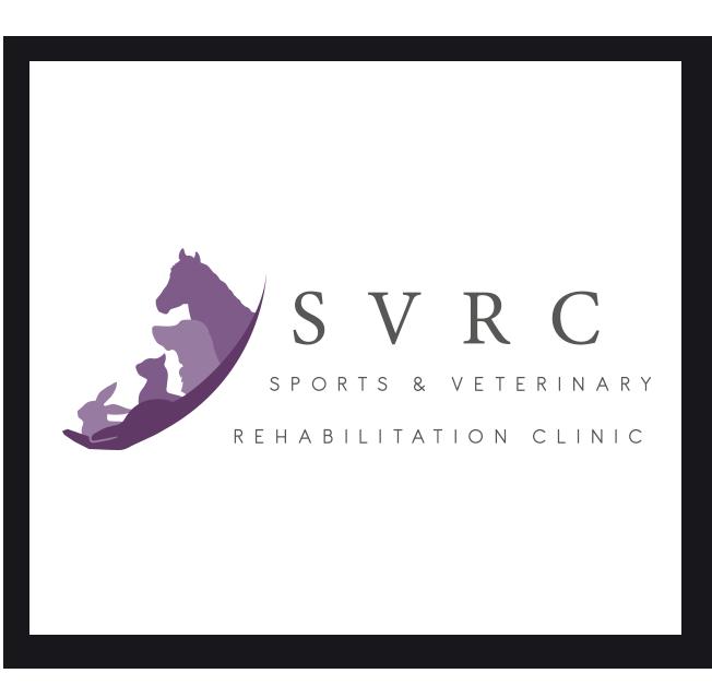 SVRC Sports & Veterinary Rehabilitation Clinic Logo Design