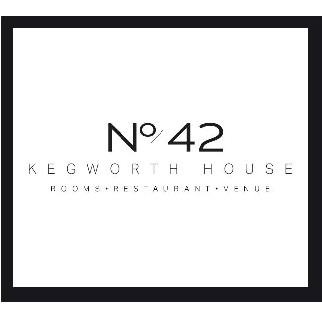 No.42 Kegworth House Logo Design