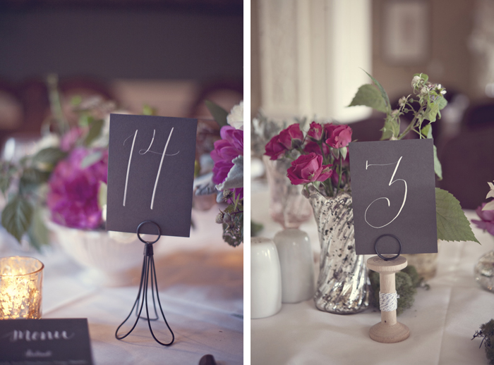 Calligraphy + Paper |  Molly Jacques   Photography |  Heather Saunders   Florals |  Parsonage Events   Venue | The Whitney Detroit