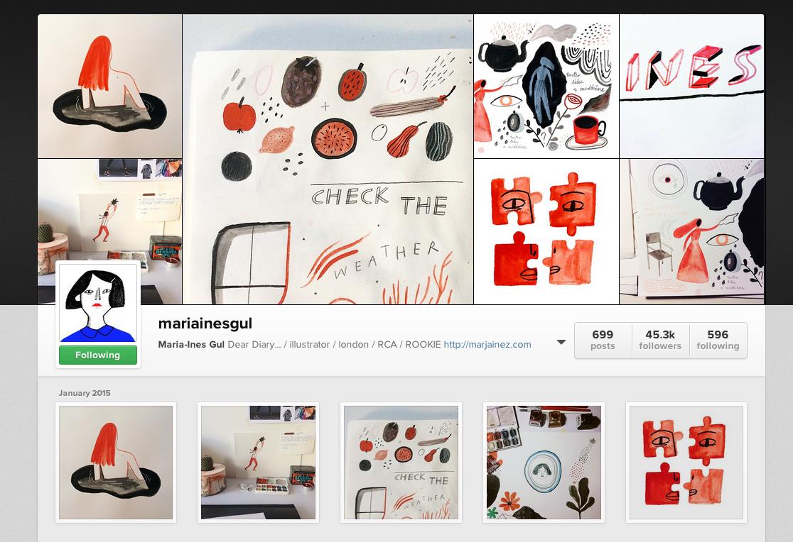 Maria-Ines Gul via Instagram