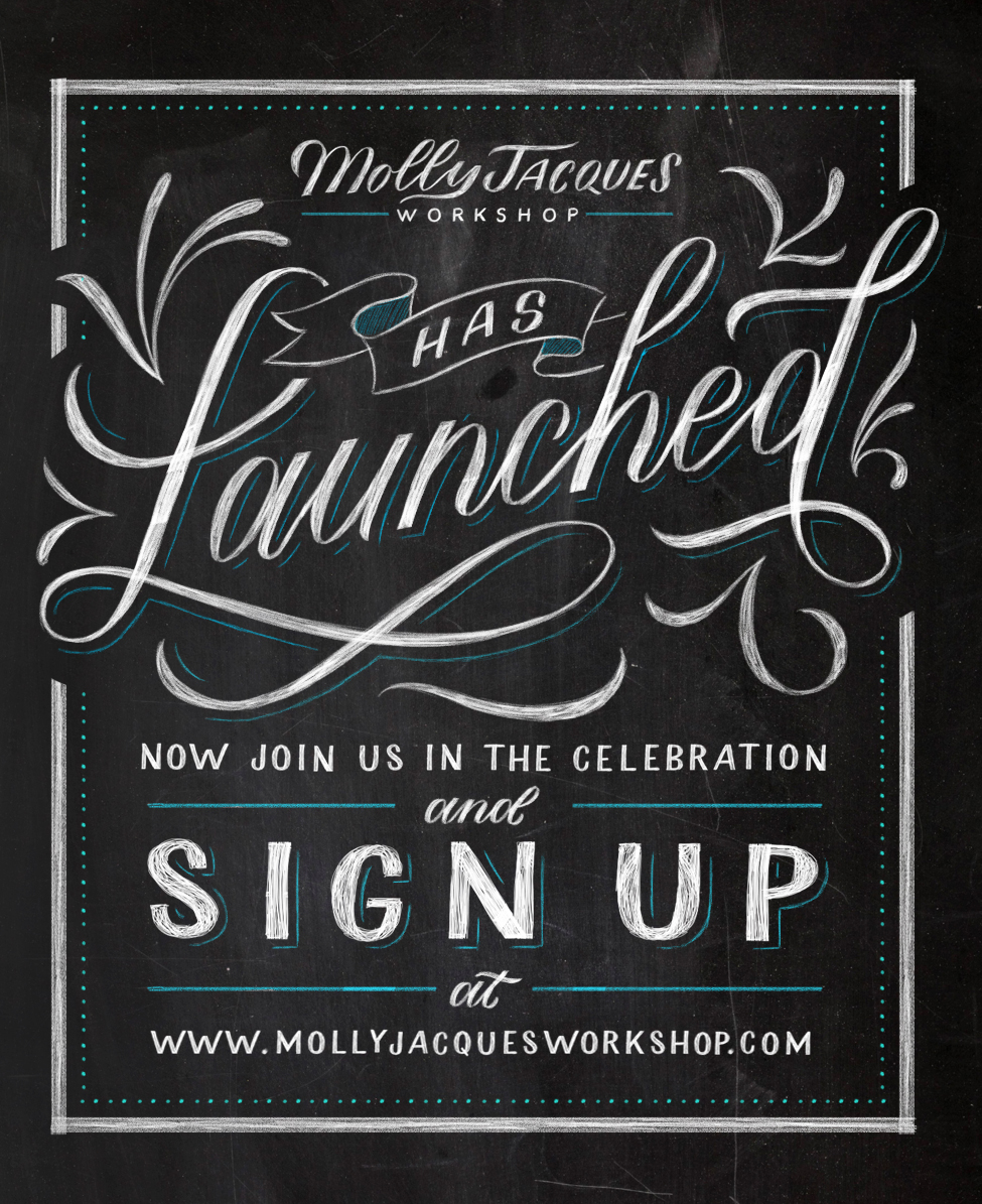 #mollyjacquesworkshop