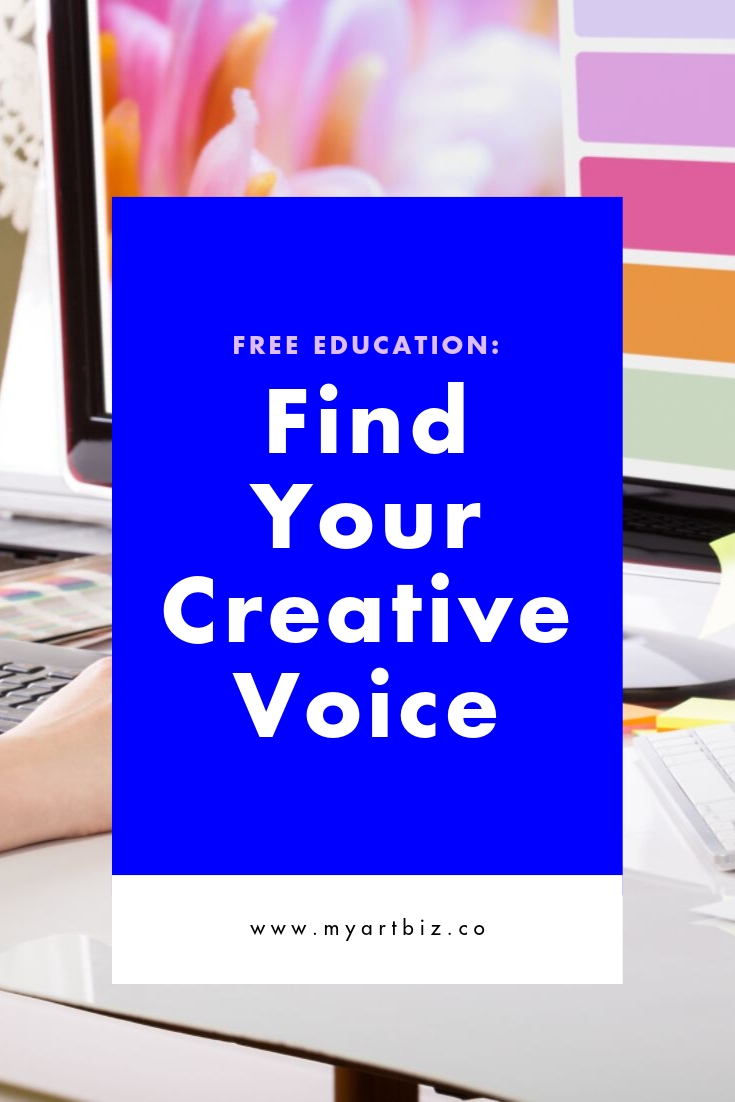 Tap Into Your Creative Voice