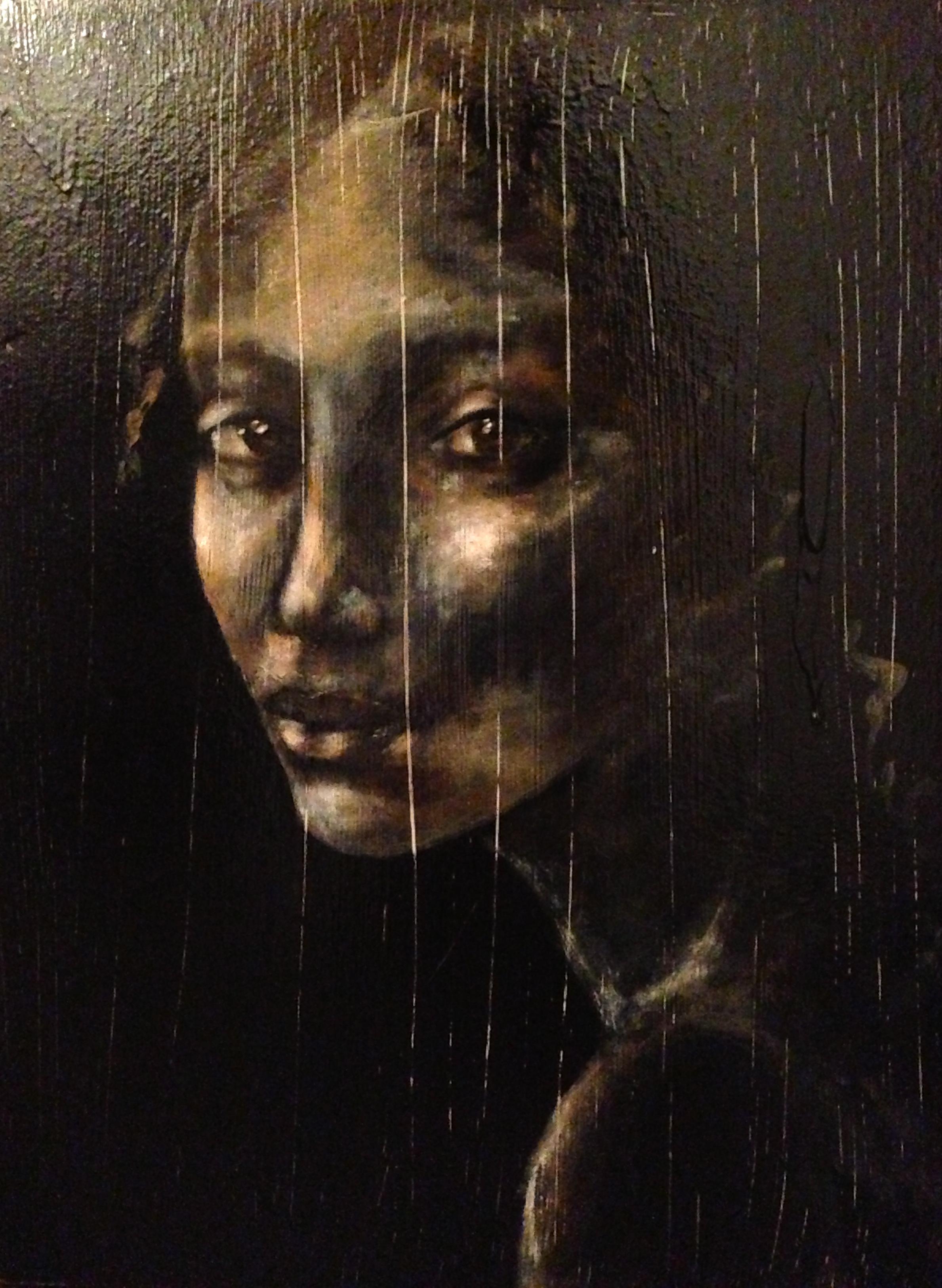 Firenze, 2014   Acrylic & oil on canvas