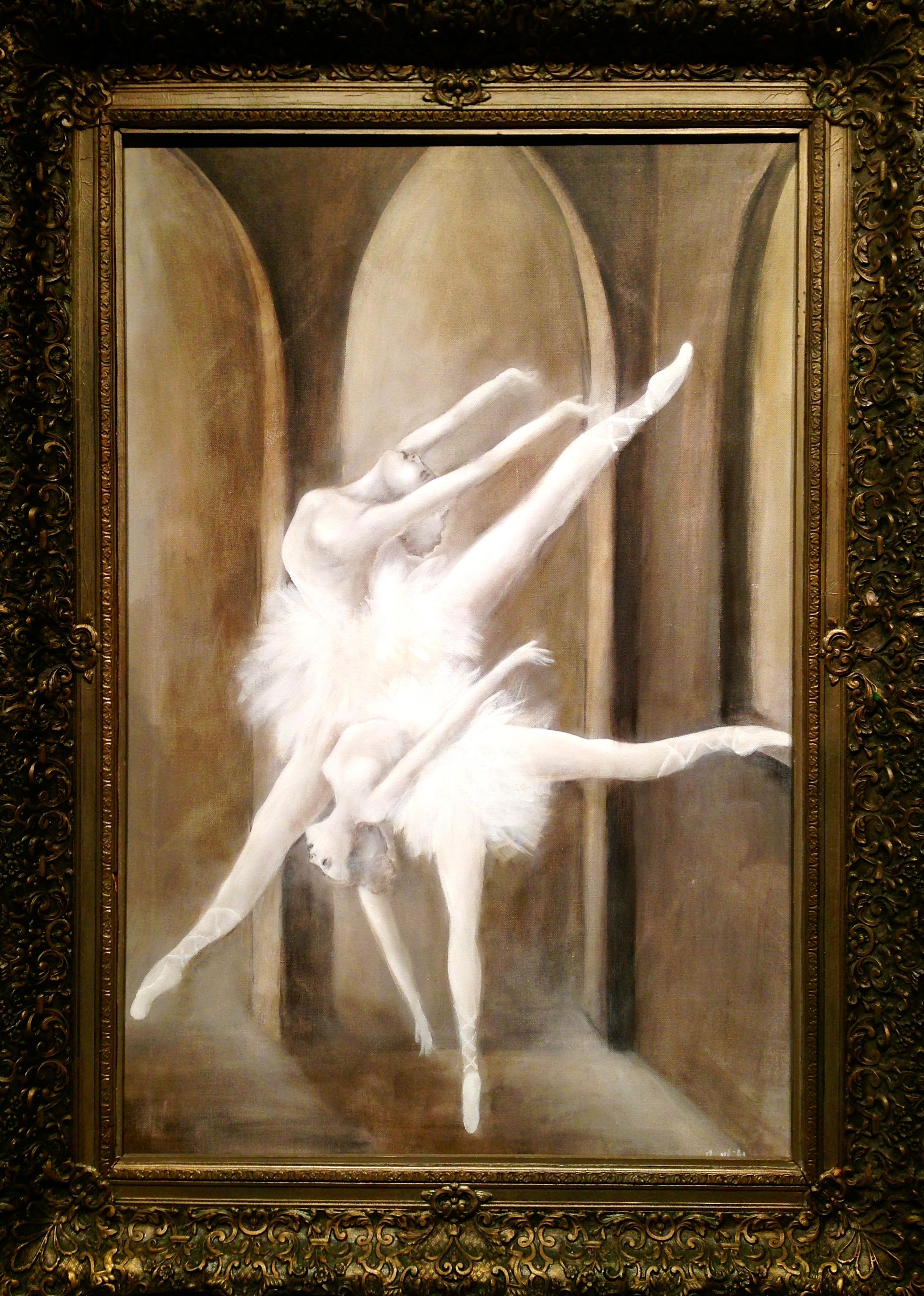 Fluidity, 2015   Acrylic on canvas