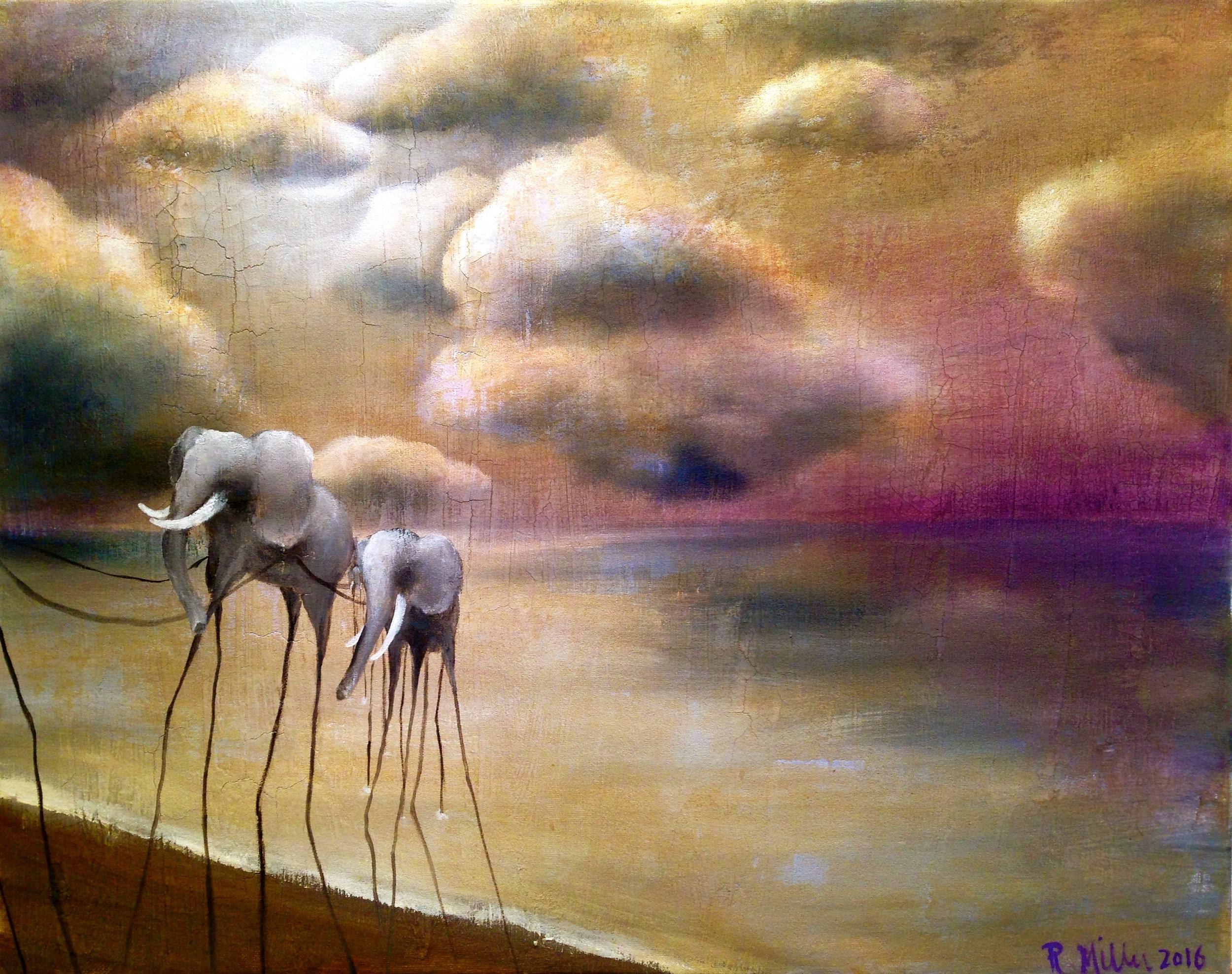 Surrealscapes — Rebecca Miller Art