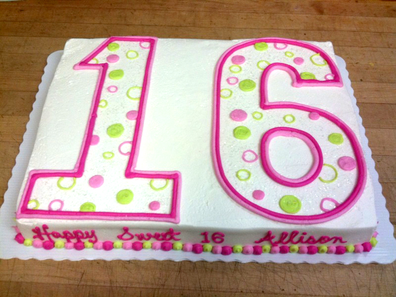 Giant 16 with Polka Dots