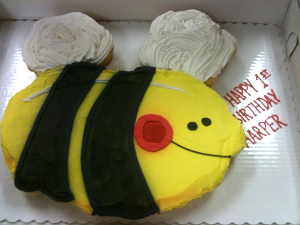 Bee out of Cupcakes