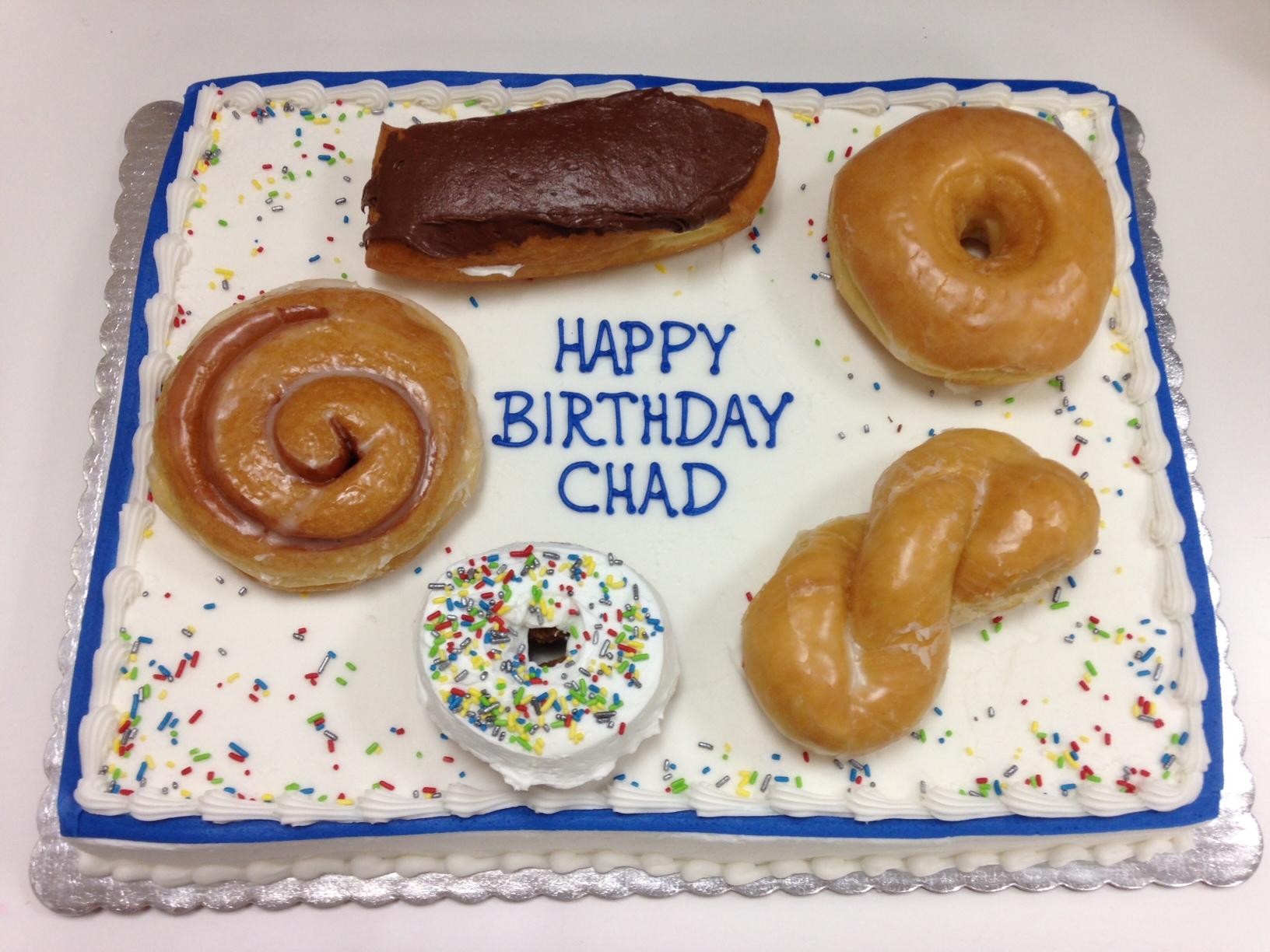 Donut Lover's Birthday