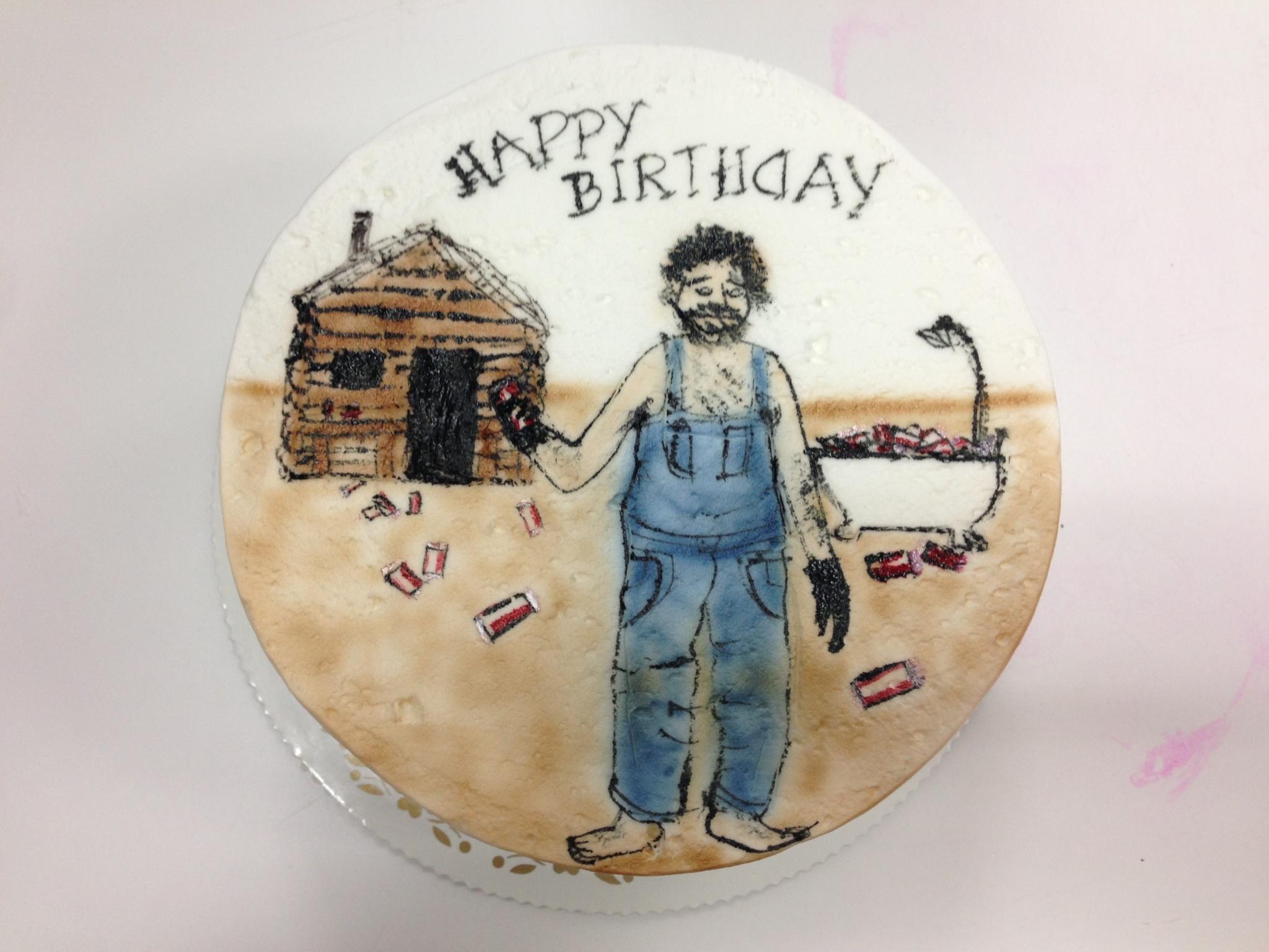 Hillbilly Birthday
