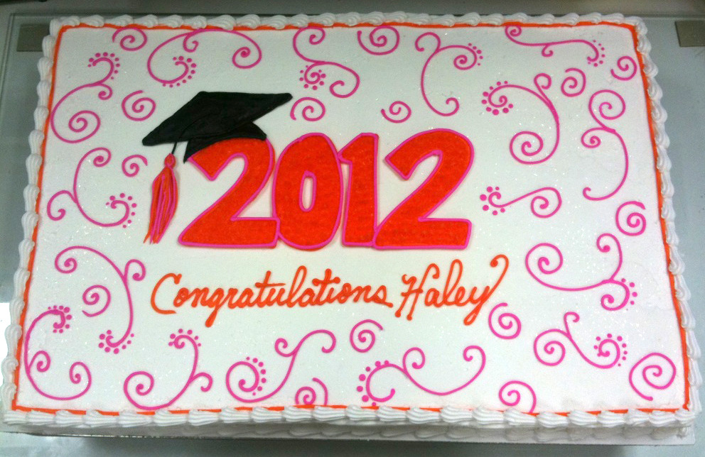 Grad Year w/ Filigree