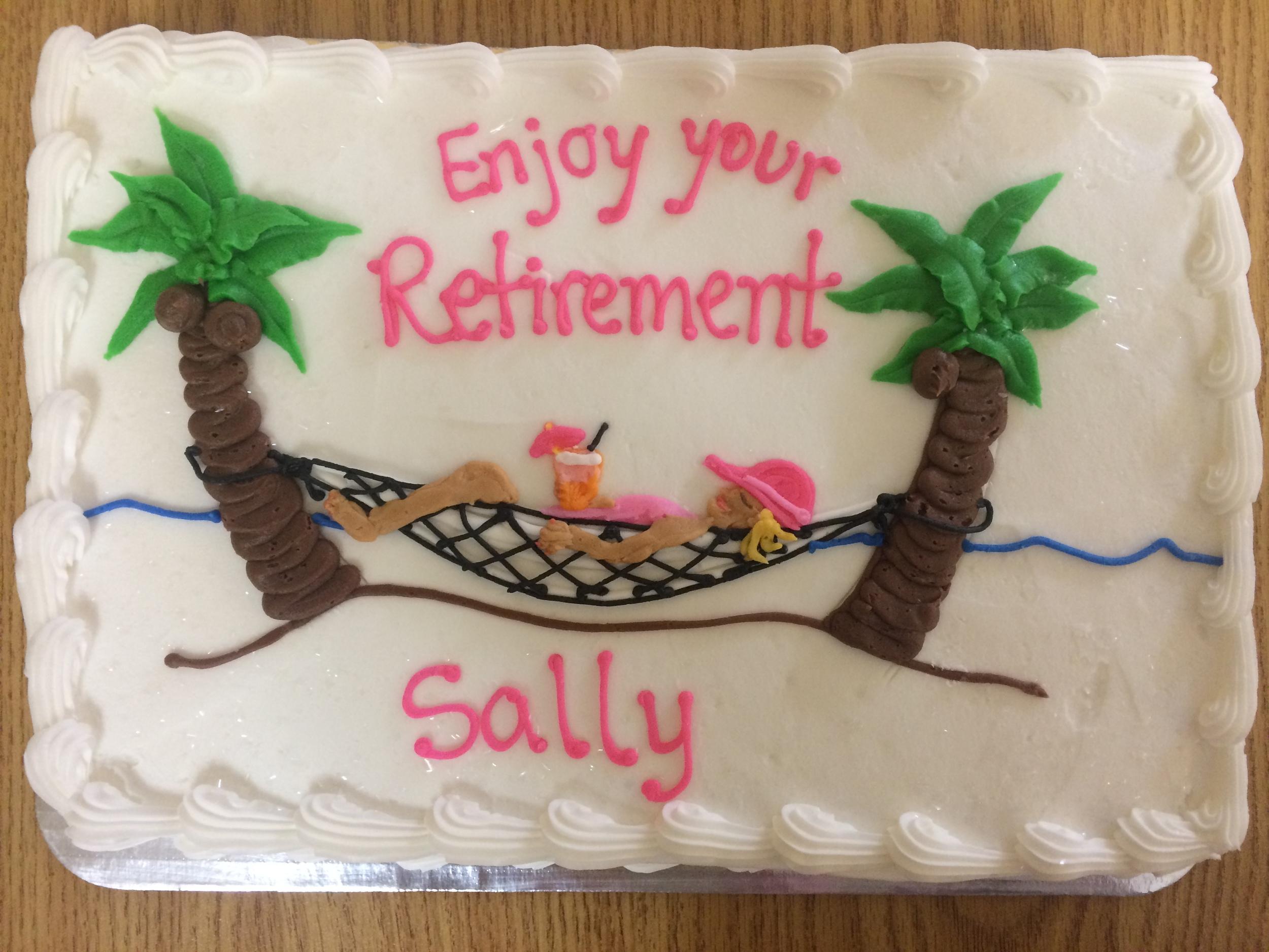 Hammock & Palms - Retirement