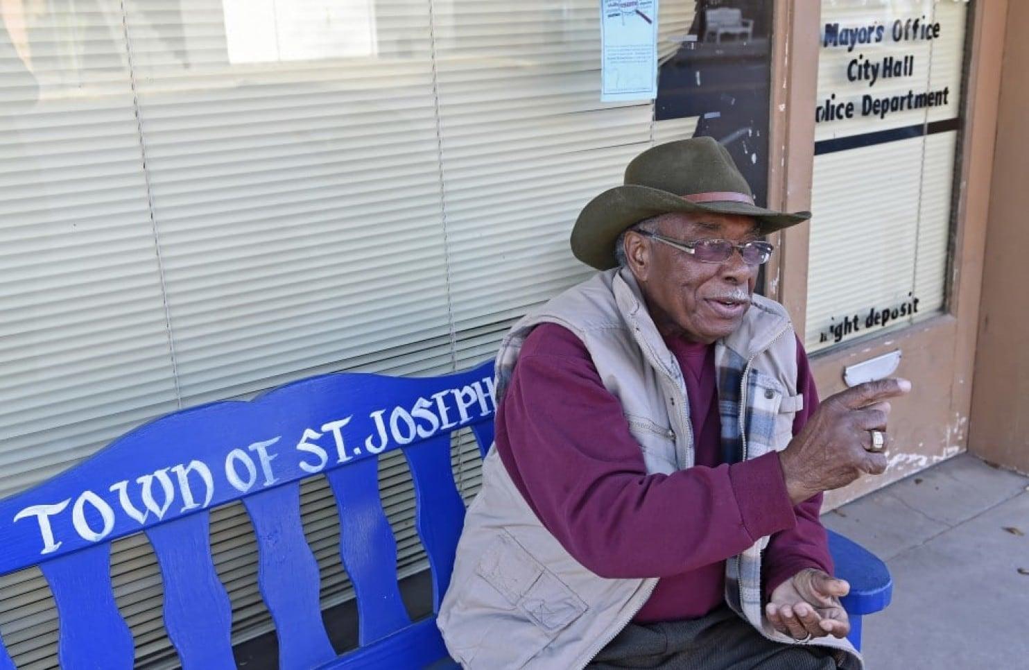 A fascinating man, Mayor Fields… (Washington Post Photo)
