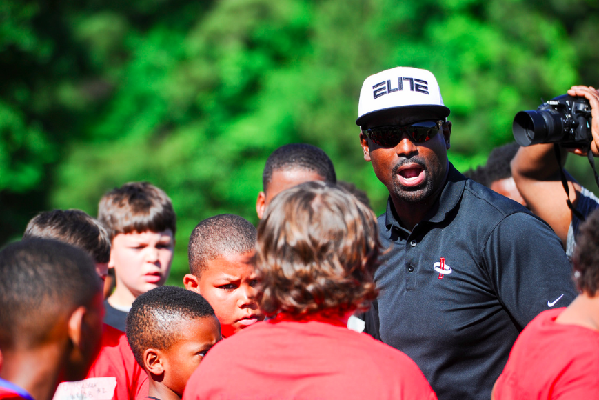 Delivered Online - No matter where you live, you can take your game to the next level with Coach Nathan Daniels. Coach Daniels is a former professional football player and Fairfax High School & Ferrum College Hall of Famer. Coach Daniels knows what it takes for youth athletes to improve overall athletic performance.