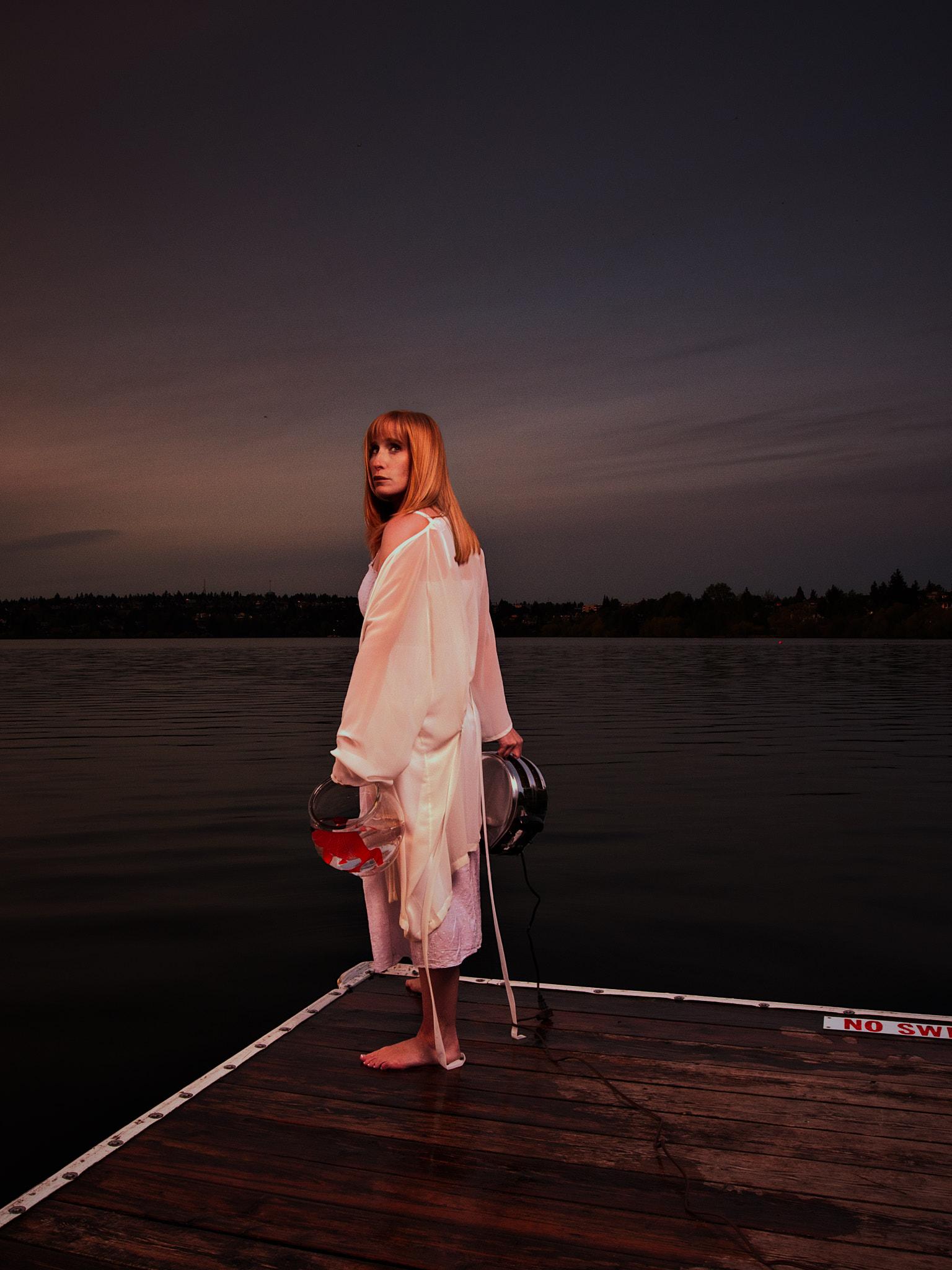 Dana Sue w Toaster on Lake.jpg