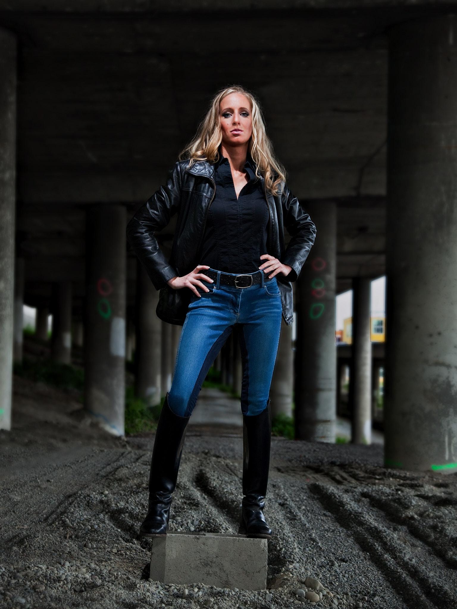Lauren L under Freeway.jpg