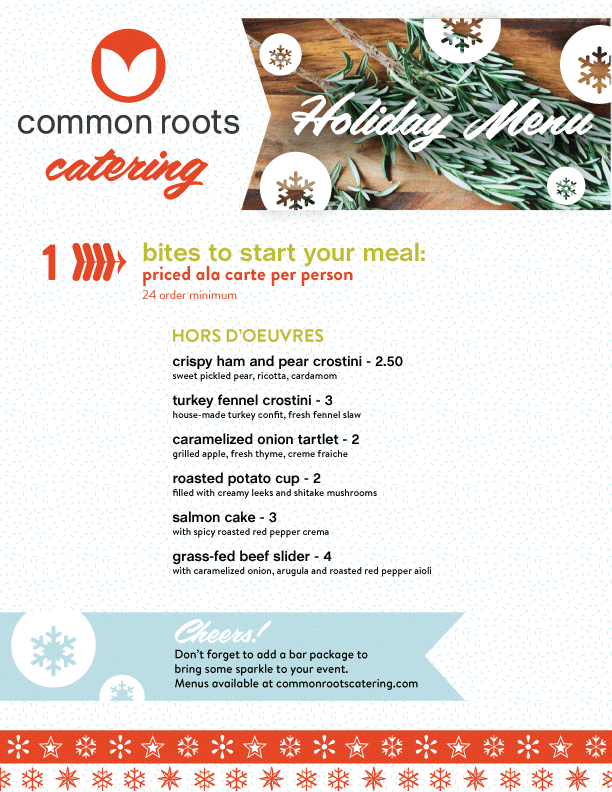common_roots_catering_holiday_menu_2014