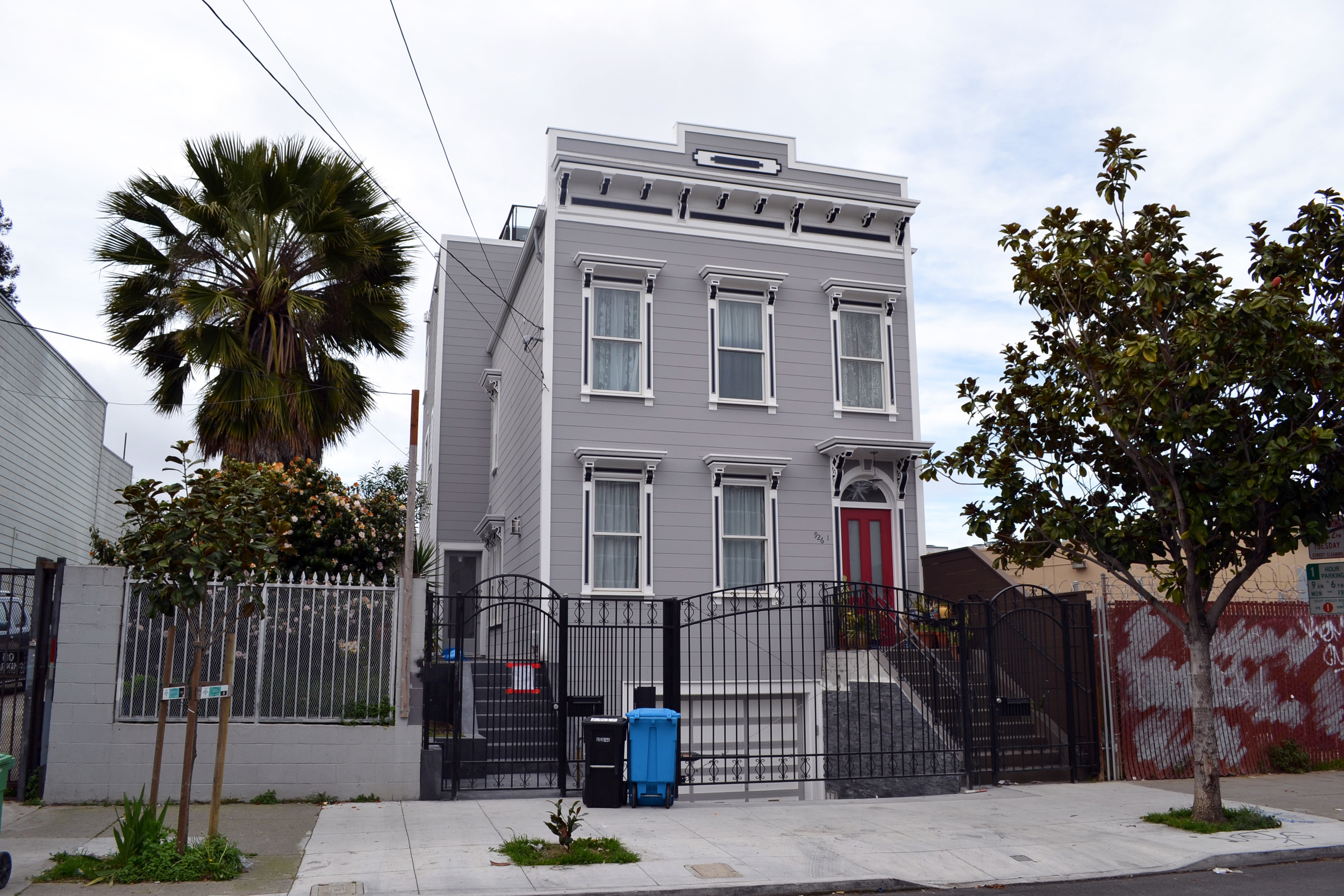 Mission District, San Francisco  1st and 2nd - $950K - Investor Refi and Land Purchase