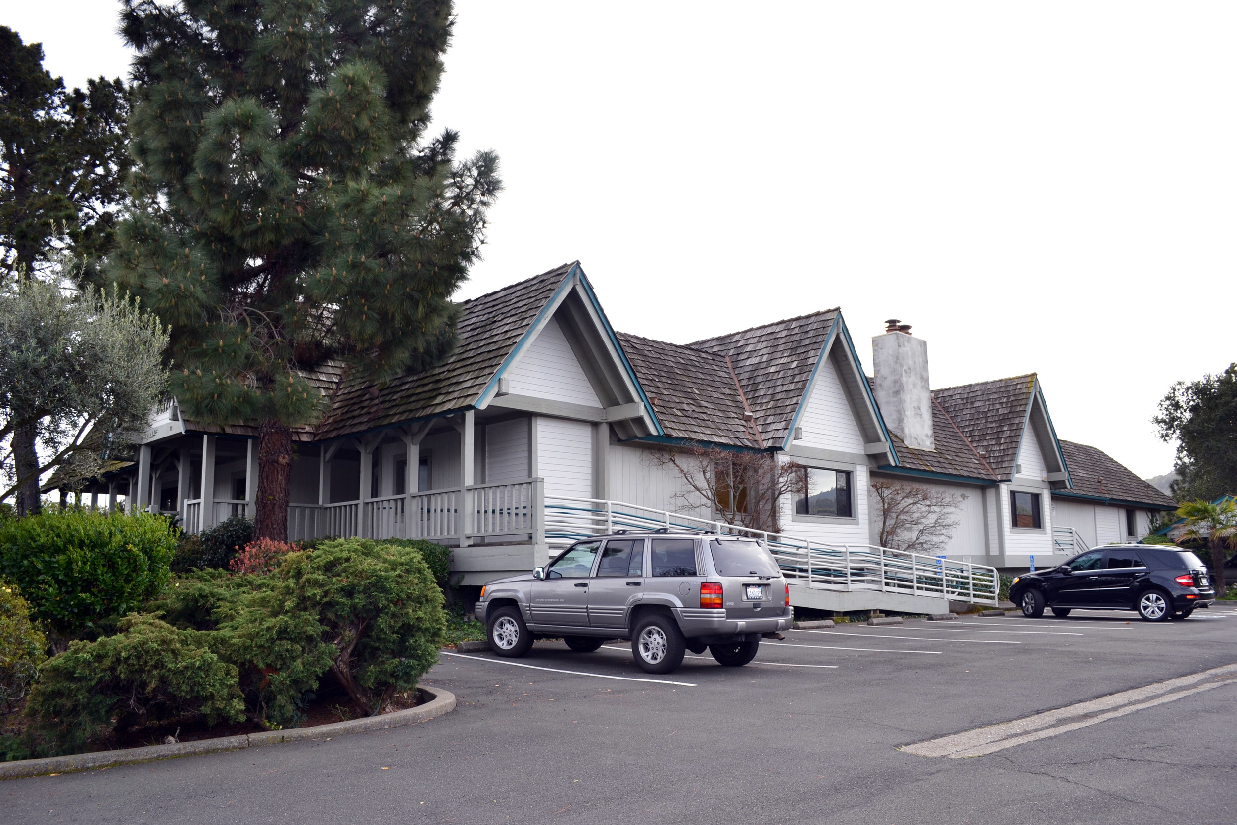 Corte Madera, Marin County  $1.8 million - 1st Trust Deed for Marin office building