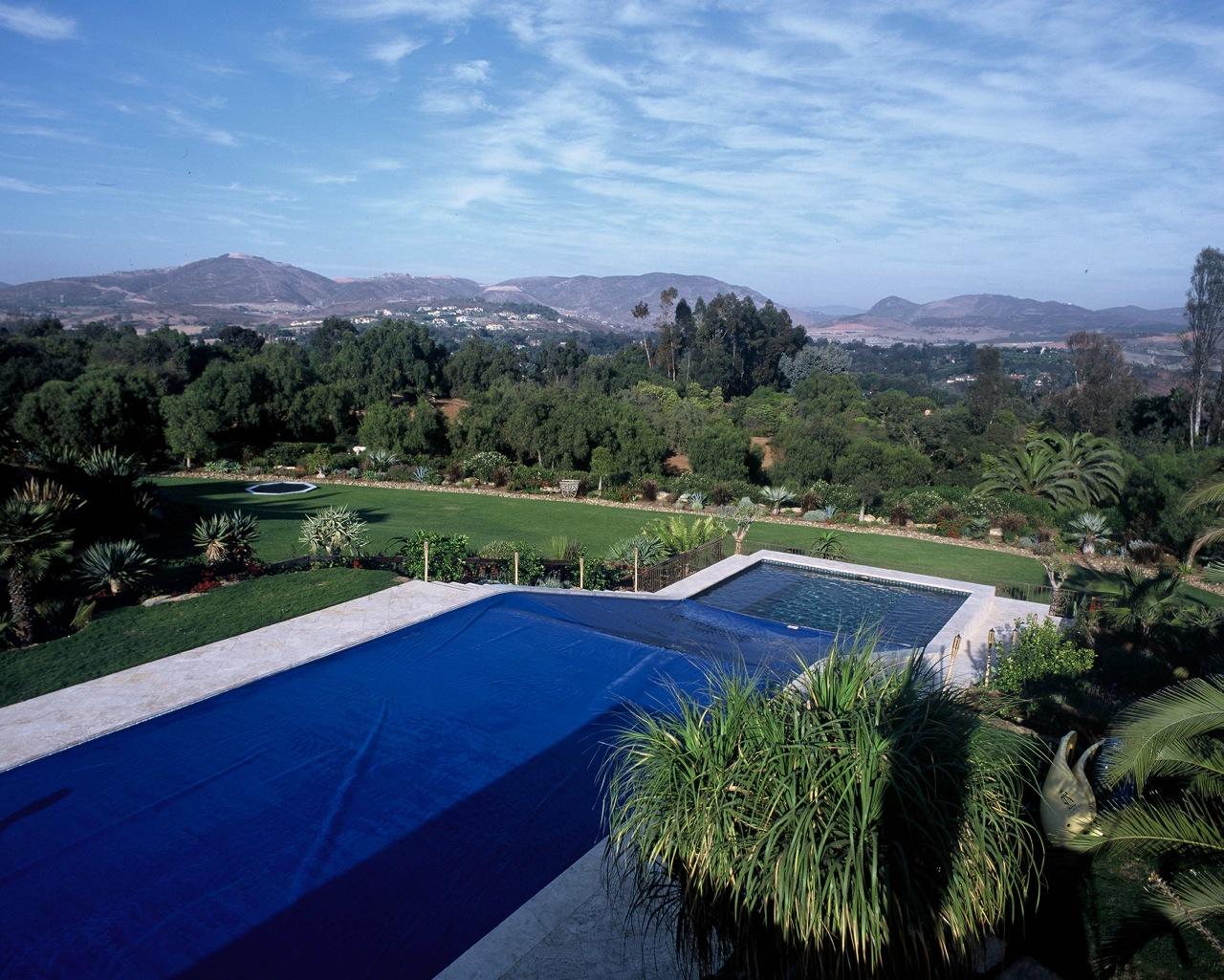 Slide Pool in San Diego, USA