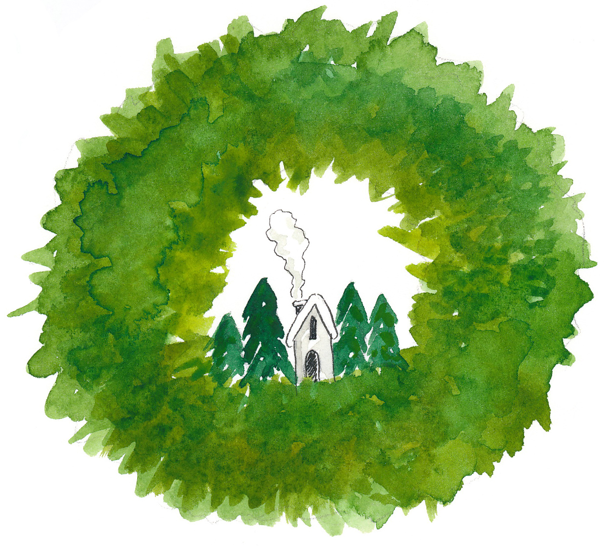 drawingsarah-wreath2