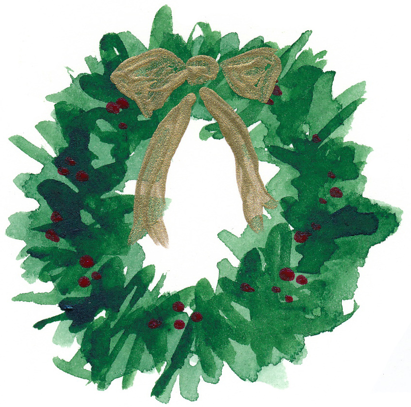 drawingsarah-wreath7