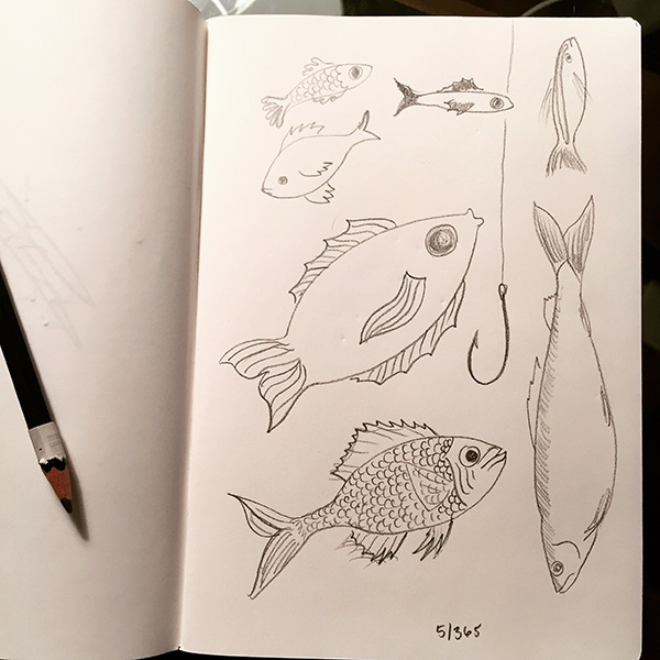 drawingsarah.com | 5/365