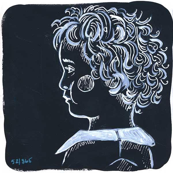 drawingsarah.com | 52/365