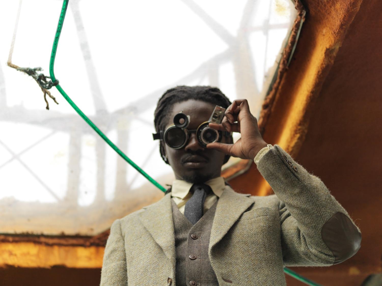 Larry Achiampong & David Blandy, Finding Fanon Part One, 2015