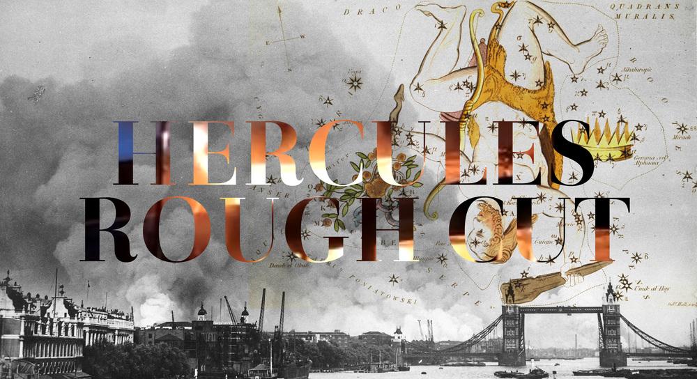 'Hercules: Rough Cut', David Blandy 2015