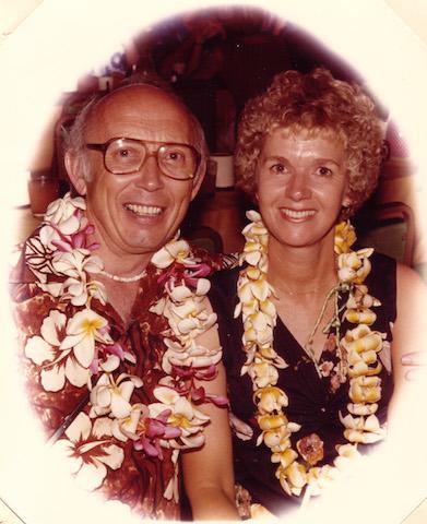 Dad & Mom's 25th - Organized By Choice