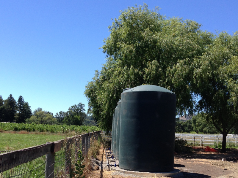 Water Storage Systems