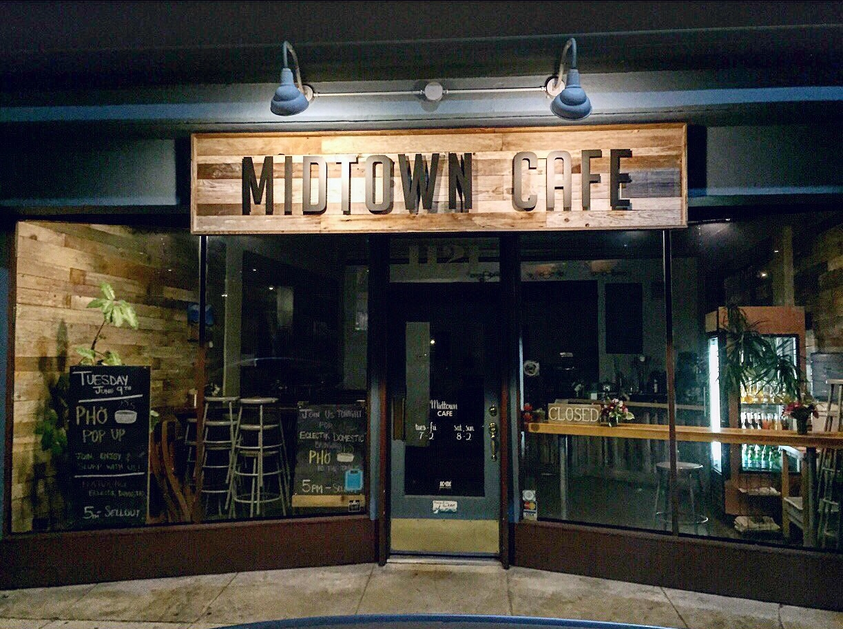 Midtown Cafe is Santa Cruz's Pop-Up Meca