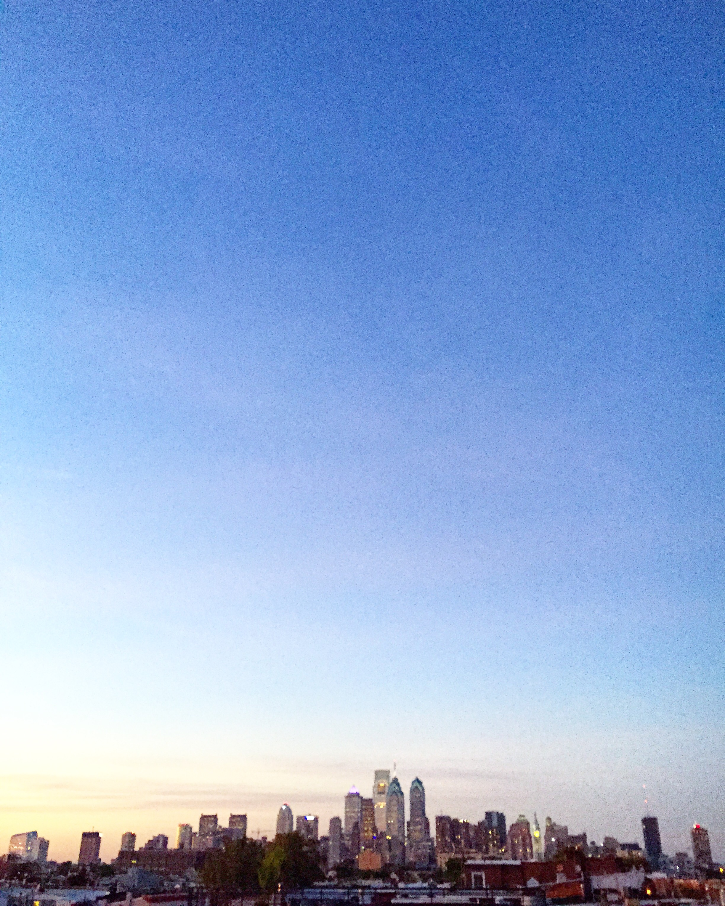 Skyline// Philadelphia, Pennsylvania