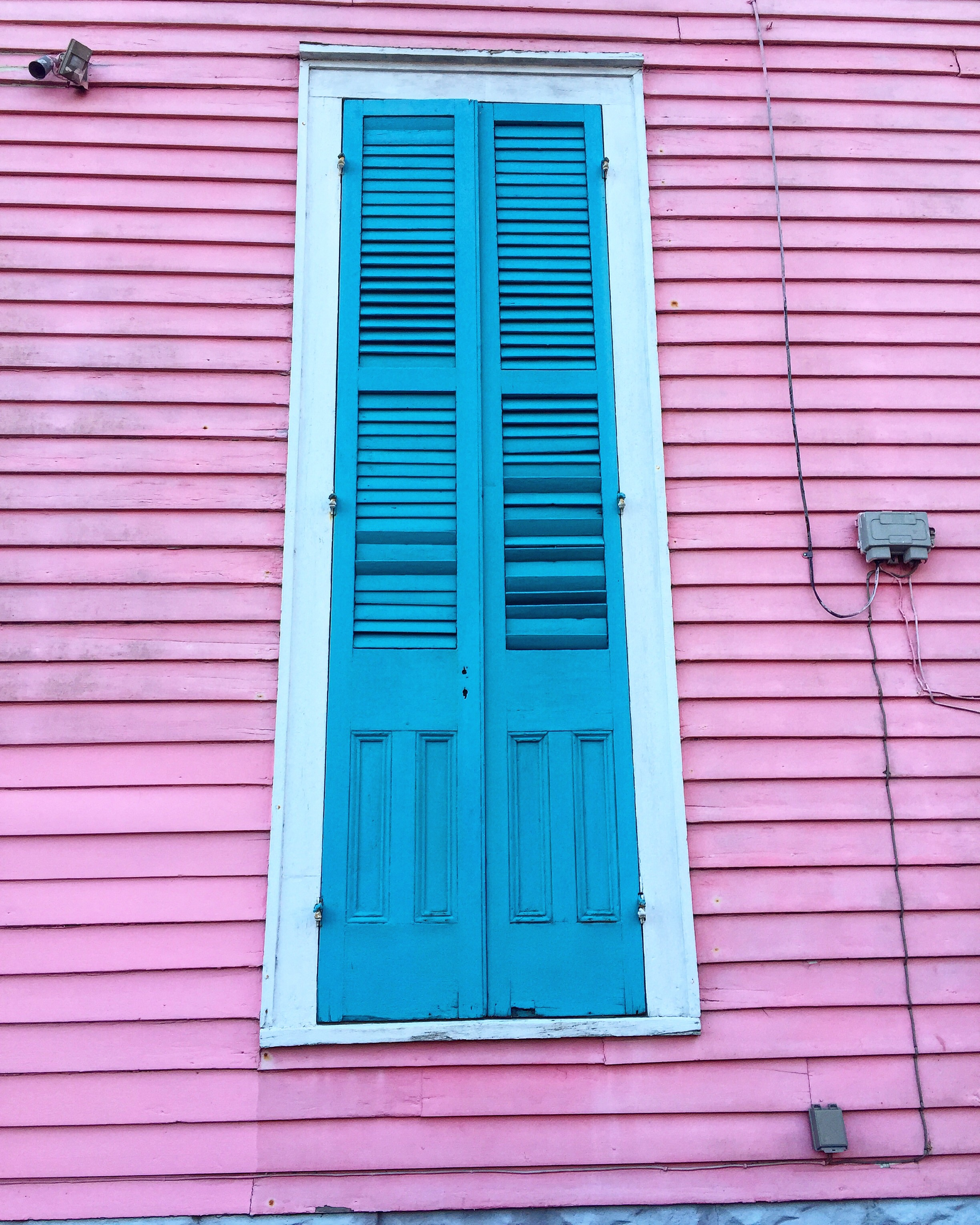Baby Blue// New Orleans, Louisiana