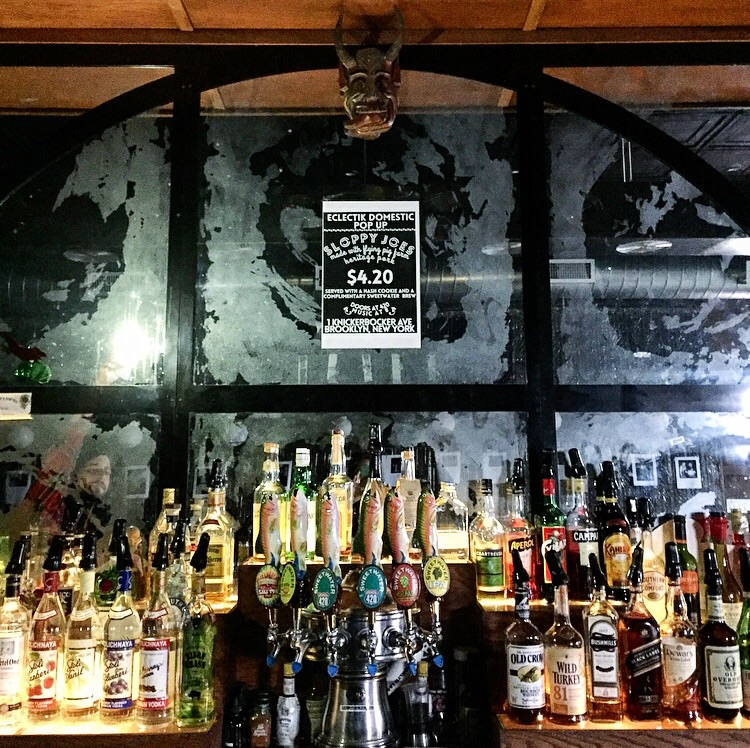 King's County Saloon// Brooklyn, New York