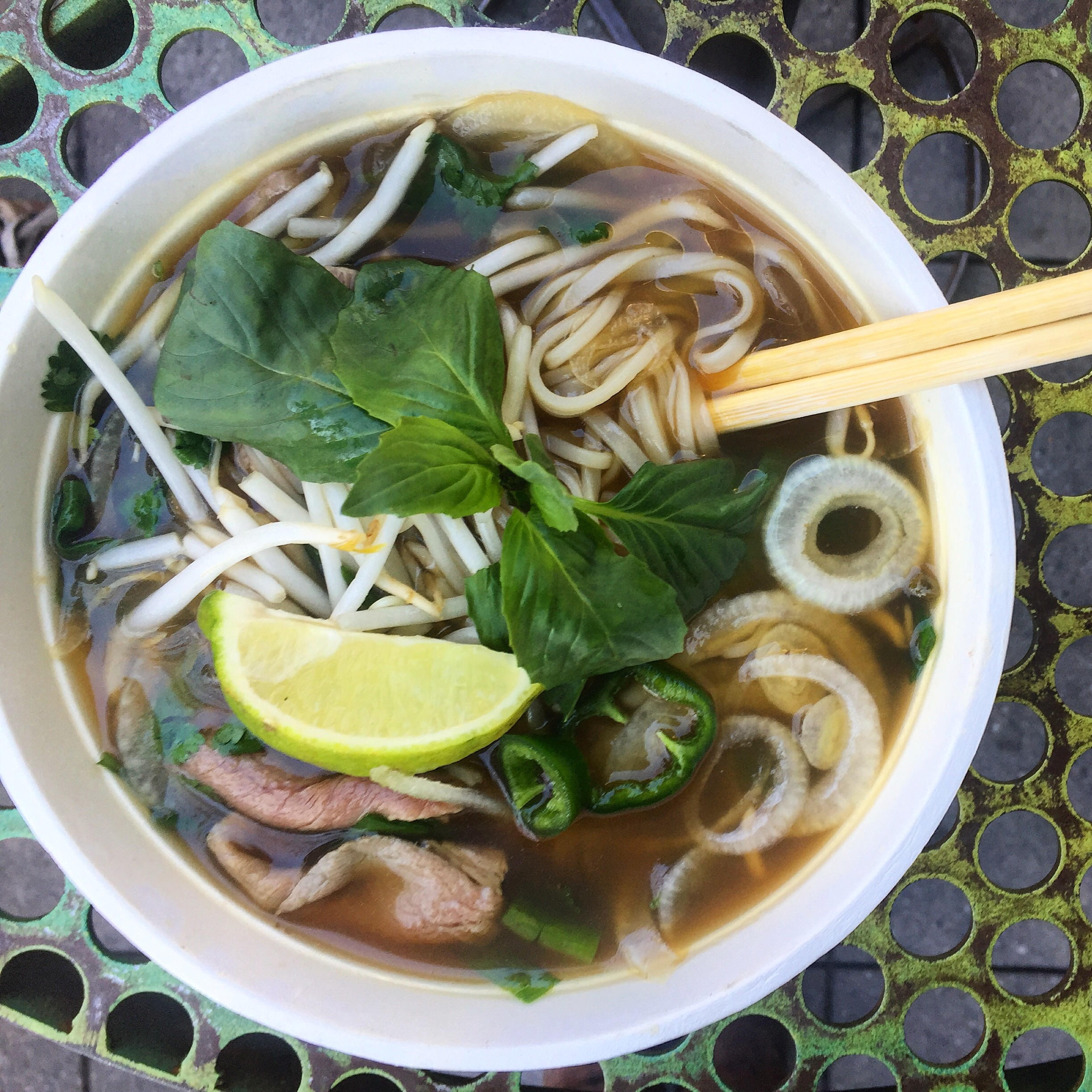 The Goods, Eclectik Domestic Pho//Santa Cruz, California