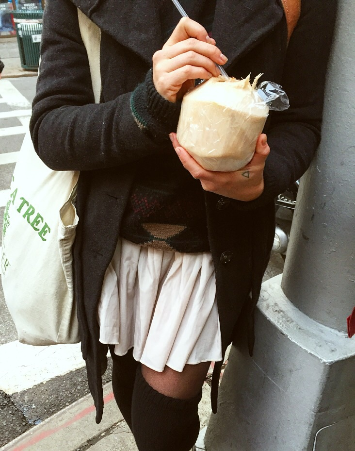 Sexy Coconut// New York, New York