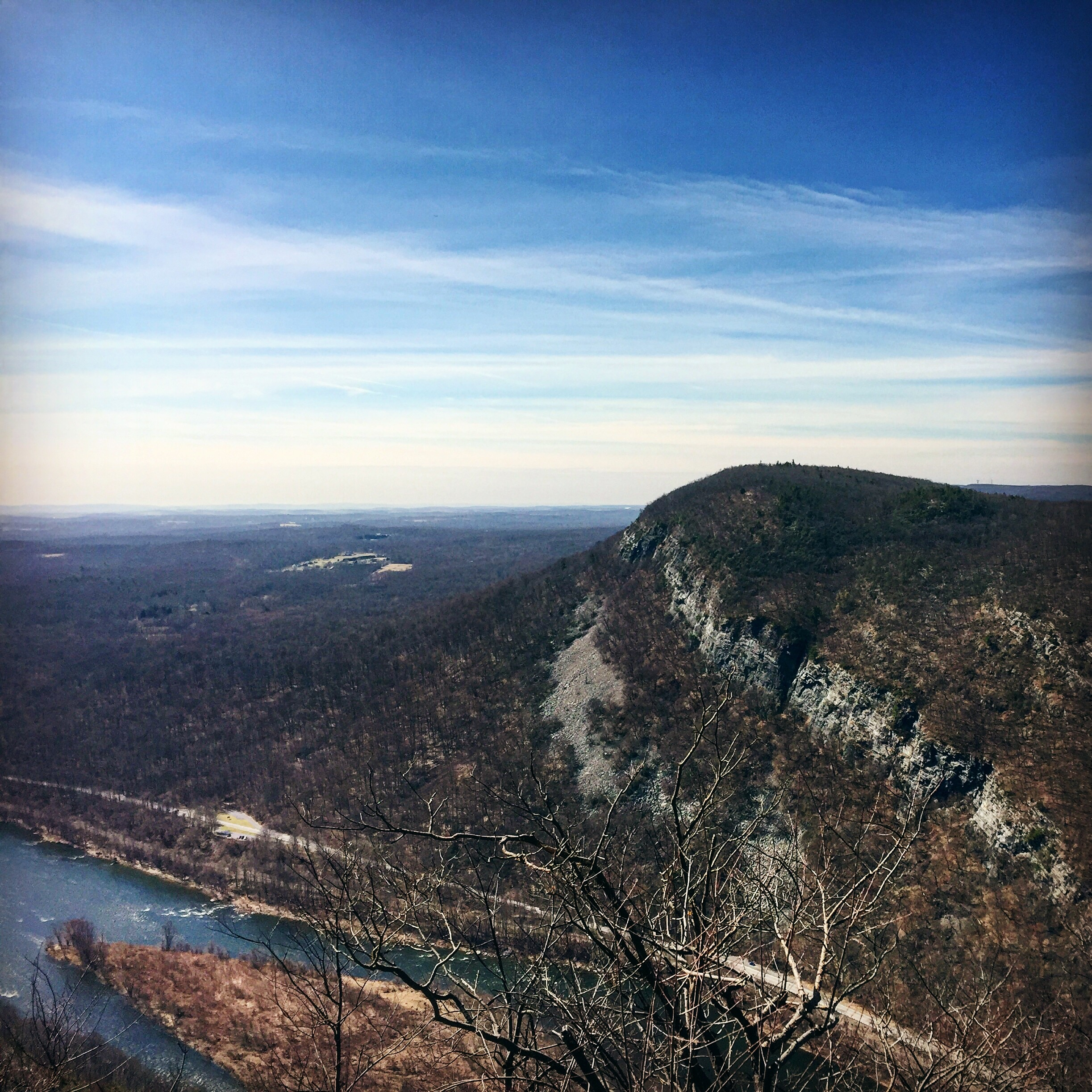 Delaware Water Gap// Bushkill, Pennsylvania