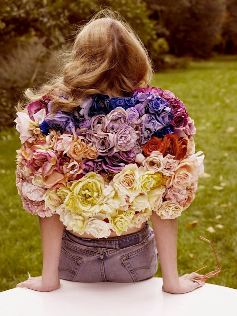 Flower Friday: I will rock this one day!